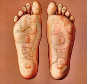 Foot and Hand Reflexology Massage in Margate Florida